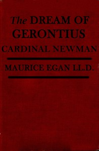 Cover of The Dream of Gerontius