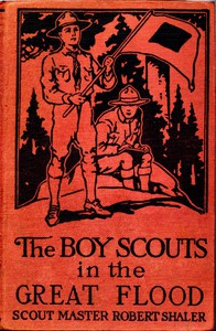 The Boy Scouts in the Great Flood