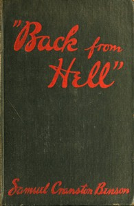 """""""Back from Hell"""""""