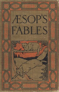 Cover of Æsop's Fables: A Version for Young Readers