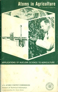 Cover of Atoms in Agriculture: Applications of Nuclear Science to Agriculture (Revised)