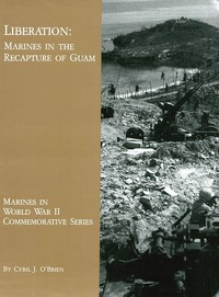 Cover of Liberation: Marines in the Recapture of Guam