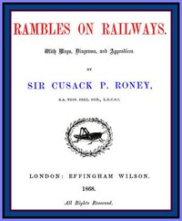 Cover of Rambles on Railways
