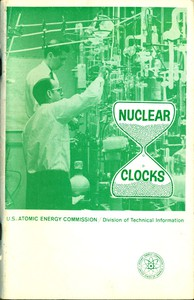Cover of Nuclear ClocksRevised