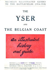 The Yser and the Belgian Coast: An Illustrated History and Guide