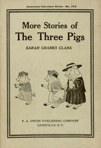 Cover of More Stories of the Three Pigs