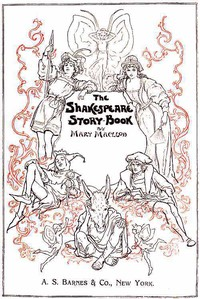 Cover of The Shakespeare Story-Book