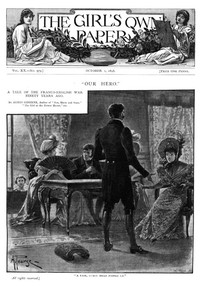 The Girl's Own Paper, Vol. XX, No. 979, October 1, 1898