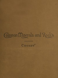 Cover of Common Minerals and Rocks