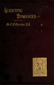 Cover of Scientific Romances (First Series)