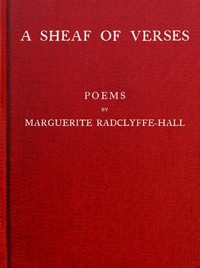 Cover of A Sheaf of Verses: Poems