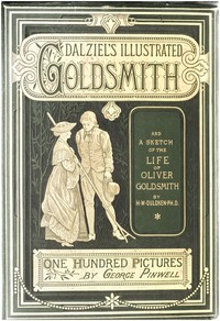 Cover of Dalziels' Illustrated Goldsmith