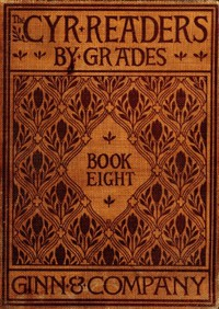 Cover of The Cyr Readers: Book 8Arranged by grades
