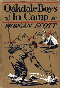 Cover of Oakdale Boys in Camp