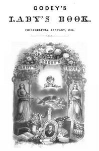 Godey's Lady's Book, Vol. 48, January, 1854