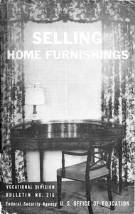 Selling Home Furnishings: A Training Program