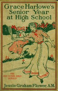 Cover of Grace Harlowe's Senior Year at High School
