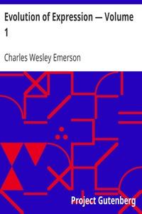 Evolution of Expression — Volume 1