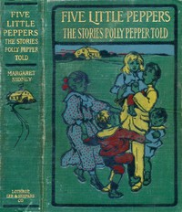 Cover of The Stories Polly Pepper Told to the Five Little Peppers in the Little Brown House