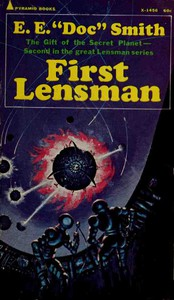 Cover of First Lensman