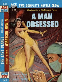 Cover of A Man Obsessed