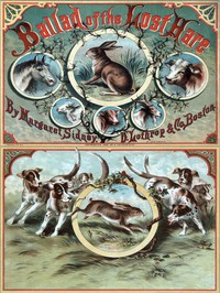 Cover of Ballad of the Lost Hare