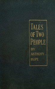 Cover of Tales of two people
