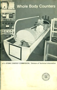 Cover of Whole Body Counters