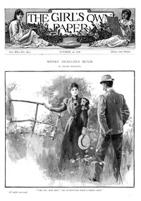 Cover of The Girl's Own Paper, Vol. XX, No. 983, October 29, 1898