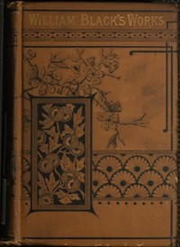 Cover of A Princess of Thule