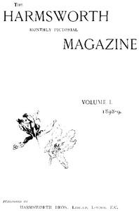 Cover of The Harmsworth Magazine, Vol. 1, No. 3, 1898-1899