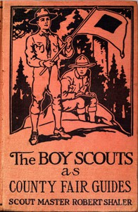 The Boy Scouts as County Fair Guides