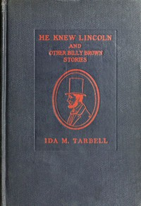 Cover of He Knew Lincoln, and Other Billy Brown Stories