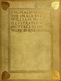 Cover of Pygmalion and the Image