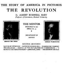 The Mentor: The Revolution, Vol. 1, Num. 43, Serial No. 43The Story of America in Pictures