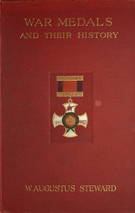 Cover of War Medals and Their History