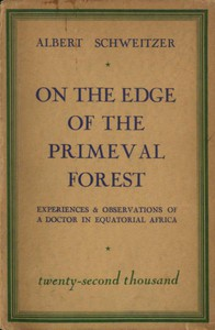 Cover of On the Edge of the Primeval ForestExperiences and Observations of a Doctor in Equatorial Africa
