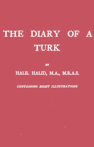 Cover of The Diary of a Turk