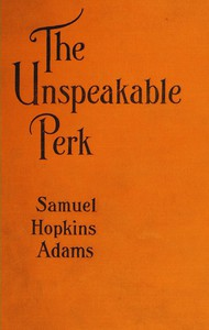 The Unspeakable Perk