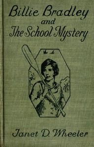 Billie Bradley and the School Mystery; Or, The Girl From Oklahoma