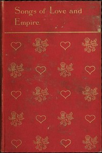 Cover of Songs of love and empire