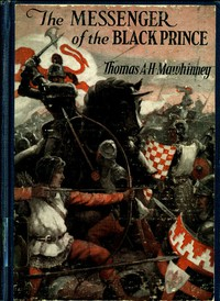 Cover of The Messenger of the Black Prince