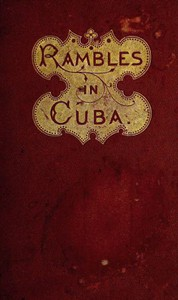 Cover of Rambles in Cuba