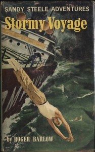 Stormy VoyageSandy Steele Adventures #3