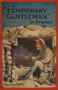 """A """"Temporary Gentleman"""" in France"""