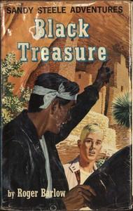 Black TreasureSandy Steele Adventures #1