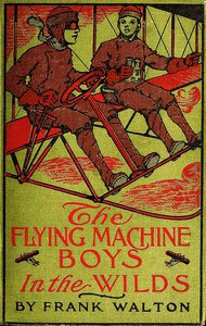 Cover of The Flying Machine Boys in the Wilds; Or, The Mystery of the Andes
