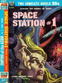 Cover of Space Station 1