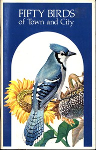 Cover of Fifty Birds of Town and City