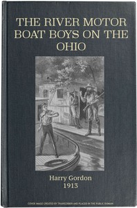 The River Motor Boat Boys on the Ohio; Or, The Three Blue Lights